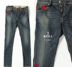 Tramarossa sono gli unici jeans con brevetto che si possono personalizzare! Tramarossa vuole essere soprattutto un'idea di eccellenza nella ...