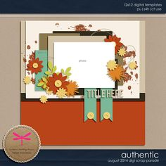 Template freebie from Southern Serenity Designs