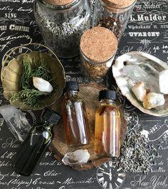 Handmade Spiritual oil, Altar oil, Blessing oil, Anointing oil, Envoking oil,Spell Supplies, Witch's