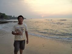 Holiday at Anyer Beach