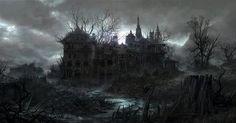 Holiday Home #Gothic #Mansion (via superbeast79)
