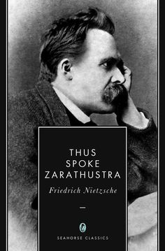 "Thus Spake Zarathustra by Friedrich Nietzsche A ""True Detective"" Reading List Friedrich Nietzsche, Books To Read, My Books, Gothic Books, True Detective, Philosophy Quotes, Book Writer, Reading Material, Library Books"