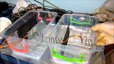 Keshe Magrav - How To Make CO2+ZnO Gans - Tutorial - Free Plasma Energy