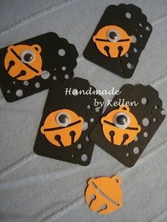 special tags for halloween