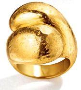 Toi et Moi Ring Virgin Gold © Belperron