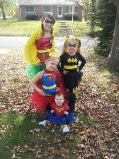 Halloween DC e Marvel