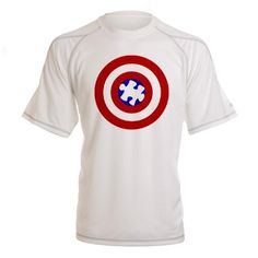 Autism (Captain Autism?)  I would love to have this for my brother and Isaiah! :0)
