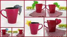 Make Your Own Hanging Cup Cookies