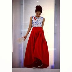 dress batik tikshirt