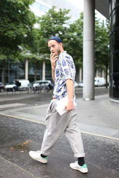 Moda e tendências masculinas minimalistas, confortáveis, esportivas, clássicas e coloridas. // Blog OH NANAS