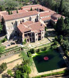 Monasterio de Yuste Cáceres  Spain