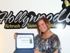 Hollywood Airbrush Tanning Academy Introduces Master Airbrush Tanning Certification Program For Previous Certified Students Of The Academy Airbrush Tanning, Meeting New People, Training Programs, How To Feel Beautiful, Certificate, How To Become, Students, Hollywood, Nail