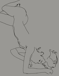 Madelaine, stretchingc-type print97x75cmwww.edhodgkinson.com https://instagram.com/edhodgkinson/