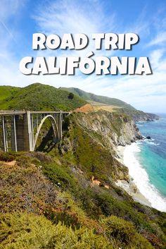 Veja um roteiro de 20 dias na Califórnia, um road trip por lugares como a Highway 1, Rota 66, São Francisco e Los Angeles