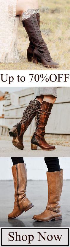 Women's High Boots Collection Get$5OFF, Over$69, Coupon Code:TOPIA5 New Fashion, Fashion Shoes, Womens Fashion, Fashion Tips, Fashion Bloggers, Sock Shoes, Shoe Boots, Comfy Shoes, Casual Boots