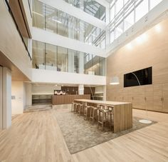 hofman dujardin architects have completed the renovation and interior design of the offices of law and notary firm barentskrans located in the hague baya park company office design
