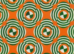Textile design by Varvara Stepanova 1924