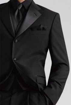 What Do You Think Of An All Black Tux For The Groom Groomsmen Will Wear With Ivory Tie And Vest Our Colors Are Navy Blue Pink