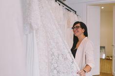 evento RIME ARODAKY BARCELONA Rime Arodaky, Lace Wedding, Wedding Dresses, Showroom, Barcelona, Fashion, Bridal Collection, Wedding Dress Lace, Weddings