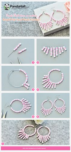 DIY Beaded Bracelets DIY Beaded Bracelets You Bead Crafts Lovers Should Be Making Photo by DIY Projects Making custom bracelets Jewelry Crafts, Handmade Jewelry, Bead Crafts, Jewelry Art, Beaded Necklace Patterns, Bead Patterns, Weaving Patterns, Beaded Bracelets, Earring Tutorial