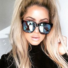 New shades for days  Check out these brand new Quay X @chrisspy Mila Sunglasses + more available now! Love the look? CHECK IT beginningboutique.com.au #beginningboutique