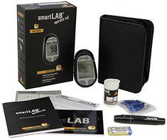 smartLAB sprint nG (mmol/L) Blood Glucose Monitoring System as Starter Set Blood Glucose Monitor, Retail Packaging, Diabetes, Compact, Display, Ebay, Electronics, Floor Space, Billboard