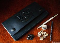 wallet button snap repair and replacement