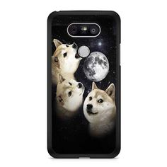 Doge Three Moon LG G6 Case Dewantary