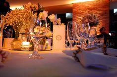 Decoração de mesa ❤ feito por http://www.villabisutti.com.br/ #casamento