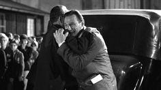 """Schindler says goodbye - """"Schindler's List"""""""