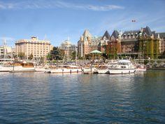 Victoria Island, BC, Canada ... Gotta have high tea at the Empress Hotel