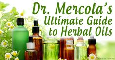Dr. Mercola's Herbal Oil List is a directory that provides A-Zs of herbal oils, their healing properties and their time-tested culinary and aromatherapy uses.