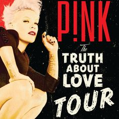COVERGIRL P!NK's new album debuted at #1! She'll be touring and playing her new music in 2013. Will you be there?