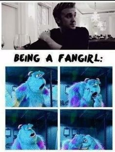 harry potter, hp, tom felton, draco malfoy, fangirling