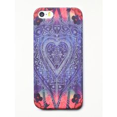Free People Rubber iPhone 4/5/5C/6 Case
