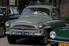 1959, Skoda Octavia 985