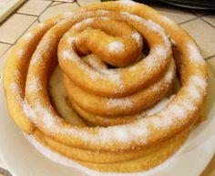 A carnevale ogni ricetta vale : li Frisjoli o frittelle lunghe | Cucina Sarda