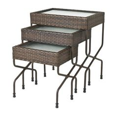 Patio Chairs Threshold Casetta 4 Piece Wicker Patio
