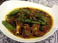 """Looking for Shireen Anwar Green Achari Mutton Recipes? Try out this Green Achari Mutton Masala Recipe by Shireen Anwar in cooking show """"Masala Morning"""" on masala tv."""