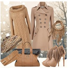"""""""My Winter Outfit"""" by fantasiegirl on Polyvore"""