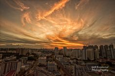 Sunset @ Queentown by GohRaymond Photography on 500px