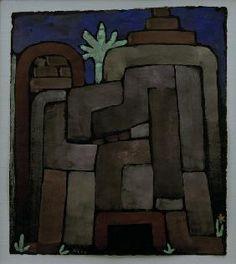 Paul Klee - Ilfenburg, 1935.