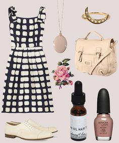 Honey Kennedy Dream Outfit: A Garden Stroll