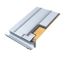 Roofing systems | Roofing | Dachdeckungssysteme | Doppelstehfalz. Check it out on Architonic