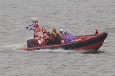 Reddingboot De Gooier na grote renovatie weer te water - http://www.sarwds.nl/?id=nieuws&pg=2015/2015-03-24