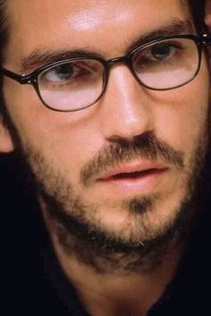 Jim Caviezel - who else could make glasses this sexy?