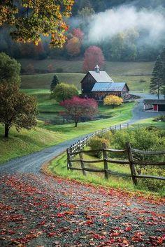 Nature Landscape, Landscape Paintings, Dark Landscape, Landscape Architecture, Landscape Edging, Landscape Quilts, Landscape Lighting, Landscape Rake, Autumn Home