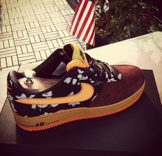 BESPOKE NIKE AIR FORCE 1 BY DANNY KASS PT. 2