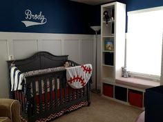 Mitchell's: One Year Down, Forever To Go: Brody's Nursery - Bringing Vintage Baseball Back