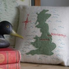 Lovely personalised map of the UK cushion by Zoe Corney Uk And Ie Destinations, Vader Star Wars, Gifts For Photographers, Camping Gifts, Cold Meals, Best Memories, Creative Gifts, Best Gifts, Cushion
